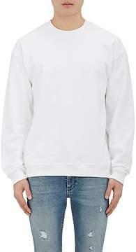 RtA Men's Embroidered Cotton Sweatshirt
