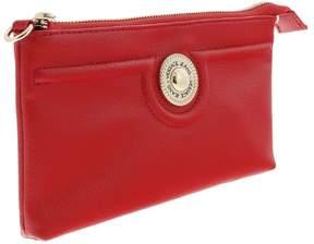 Versace EE3VRBPL3 Red Wallet on Chain