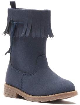 Carter's Toddler Girls' Fringe Cowboy Boots