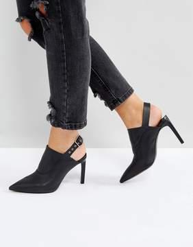 AllSaints Jen Sling Back Shoes