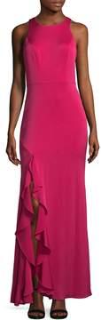 Shoshanna Women's Crewneck Evening Gown