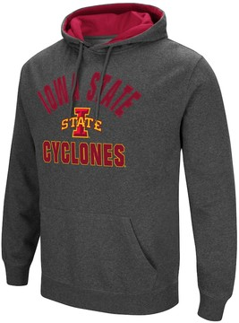 Colosseum Men's Campus Heritage Iowa State Cyclones Pullover Hoodie