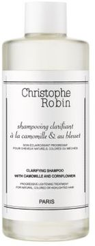 Christophe Robin Clarifying Shampoo with Chamomile & Cornflower/8.33 oz.