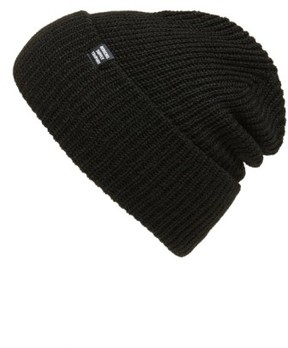 Herschel 'Quartz' Solid Knit Cap - Black