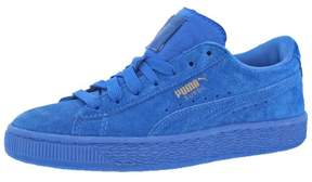Puma Girls Suede Jr Suede Low Top Casual Shoes