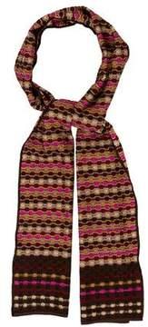M Missoni Multicolor Knit Sacrf