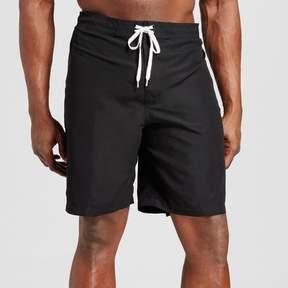 Merona Men's Big & Tall Solid Swim Trunks