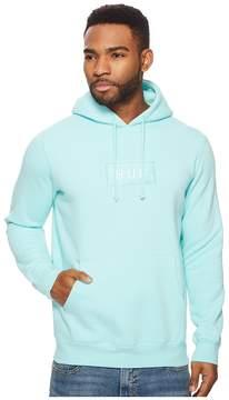 HUF Bar Logo Pullover Hoodie Men's Sweatshirt