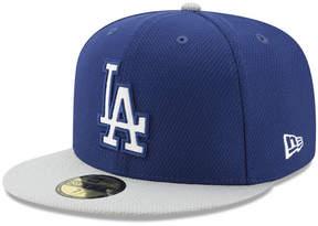 New Era Los Angeles Dodgers Batting Practice Diamond Era 59FIFTY Cap