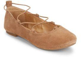 Lucky Brand Erenn Round Toe Flats