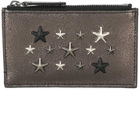 Jimmy Choo Camelot star studded wallet