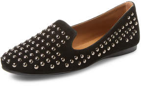 French Sole Women's Moonstone Calf Hair Loafers