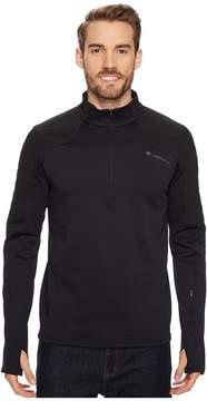 Obermeyer Semishell 1/4 Zip Fleece Men's Clothing