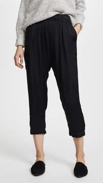 Enza Costa Long Rise Pants