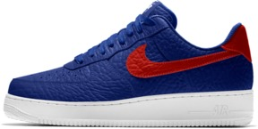 Nike Force 1 Premium iD (Los Angeles Clippers) Shoe