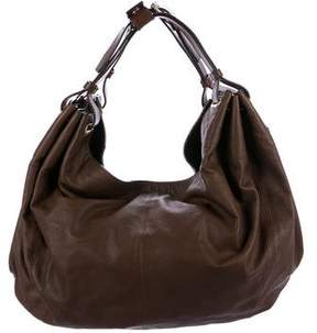 Givenchy Oversized Leather Hobo