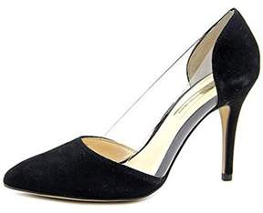 INC International Concepts Bretty Women Pointed Toe Synthetic Heels.