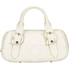 Christian Dior Leather Hand Bag