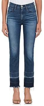 3x1 Women's W4 Shelter Straightleg Crop Jeans