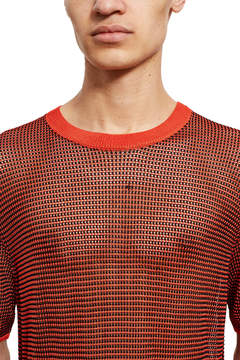 Opening Ceremony Open Knit T-Shirt