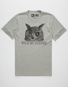 Hippy-Tree HIPPYTREE Wild Mens T-Shirt