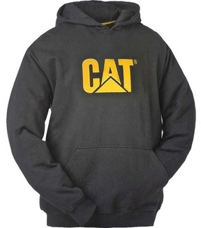 Caterpillar Trademark Hooded Sweatshirt (Men's)
