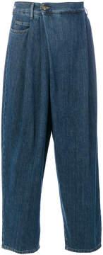 McQ Hacienda crossover jeans