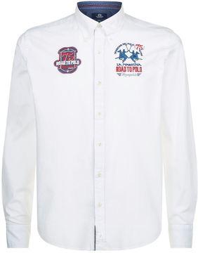 La Martina Poplin Shirt