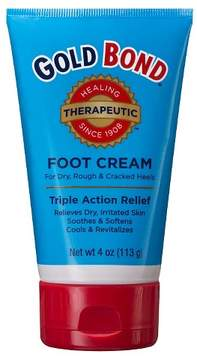 Gold Bond Triple-Action Foot Cream - 4 oz.