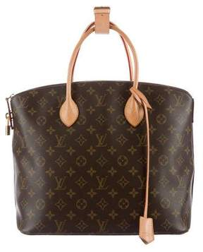 Louis Vuitton Monogram Lockit MM