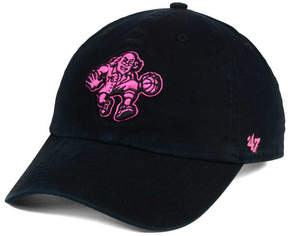 '47 Women's Philadelphia 76ers Petal Pink Clean Up Cap