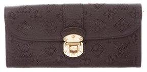Louis Vuitton Mahina Iris Wallet - BROWN - STYLE