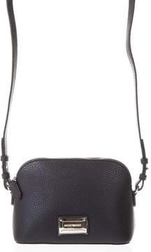 Emporio Armani Black Synthetic Shoulder Mini Bag