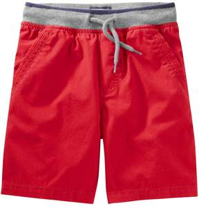 Osh Kosh Oshkosh Bgosh Boys 4-12 Pull On Shorts