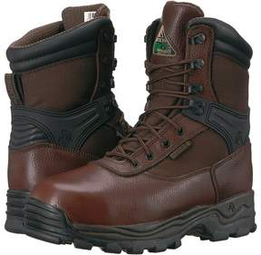 Rocky 9 Sport Utility Pro Steel Toe WP 600G Thinsulate Men's Shoes