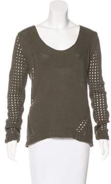 White + Warren Knit Scoop Neck Sweater