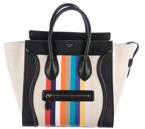 Celine 2015 Mini Luggage Tote