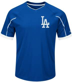 Majestic Big & Tall Los Angeles Dodgers Favorite Team Tee