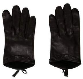 Anya Hindmarch Leather Gloves