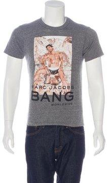 Marc Jacobs Bang Graphic T-Shirt