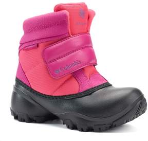 Columbia Rope Tow Kruser Girls' Waterproof Winter Boots