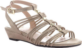 Madeline Sound Ankle Strap Wedge Sandal (Women's)