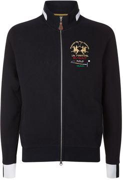 La Martina Kuwait Polo Team Zip Jacket