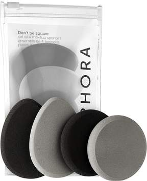 SEPHORA COLLECTION Don't Be Square Sponge Set