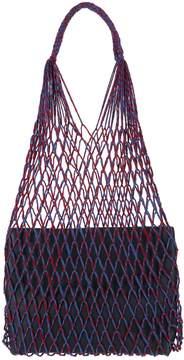 Loeffler Randall Adrienne Net Shoulder Bag