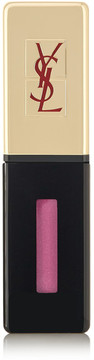Yves Saint Laurent Beauty - Rouge Pur Couture Lip Lacquer Glossy Stain - Rose Vinyl 15