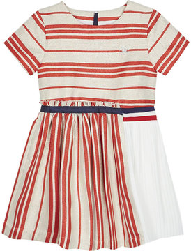 No Added Sugar Lurex fit and flare dress 4-12 years