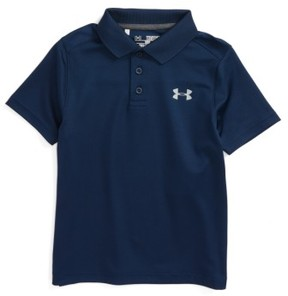 Under Armour Boy's Performance Heatgear Polo