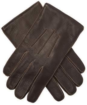 Portolano Men's Deerskin Stitch Gloves