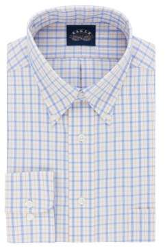 Eagle Plaid Cotton Dress Shirt